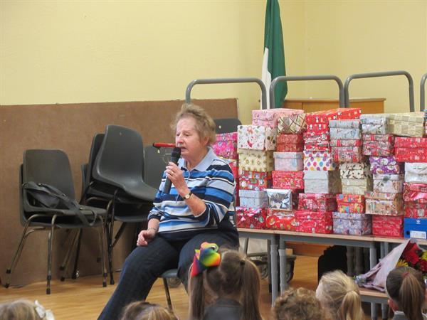 Christmas Shoebox Appeal Update