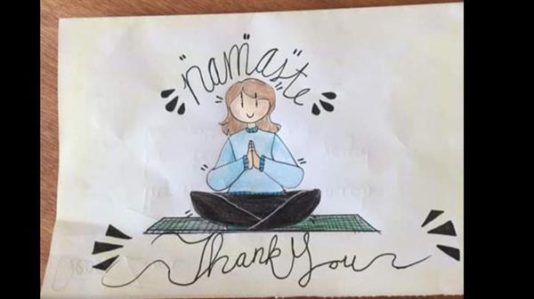 Namaste Youth Yoga Programme for Schools