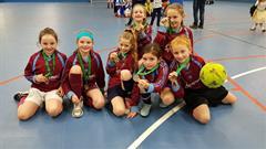 U10 Indoor Soccer Champions