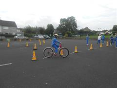 Safe Cycling with the Gardaí