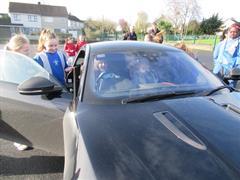 Local Engineering: Jaguar-Landrover Visit