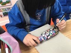 Our Mosaic Glass Bottle Project