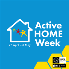 Active Home Week 27th-3rd May