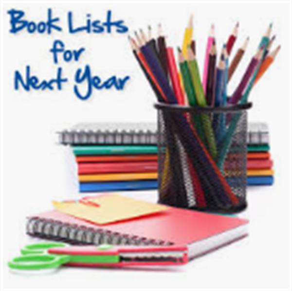 Booklists 2020/2021