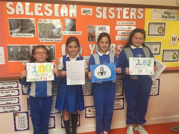 Happy 100th Birthday Salesian Sisters!