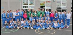 Throwback Pic of our Camogie Girls